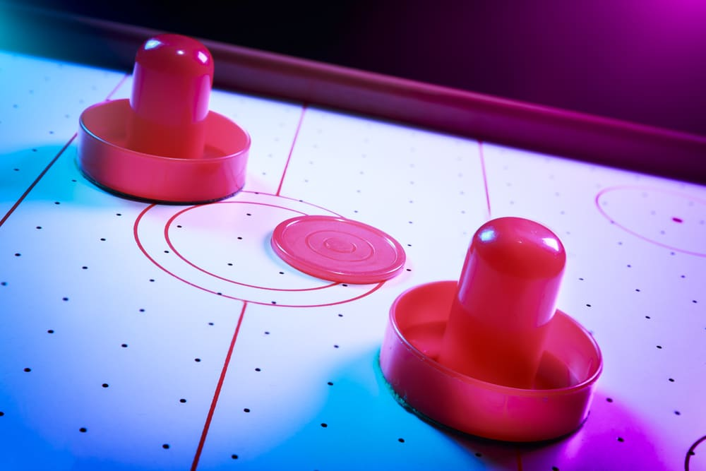 Caring for Your Air Hockey Table